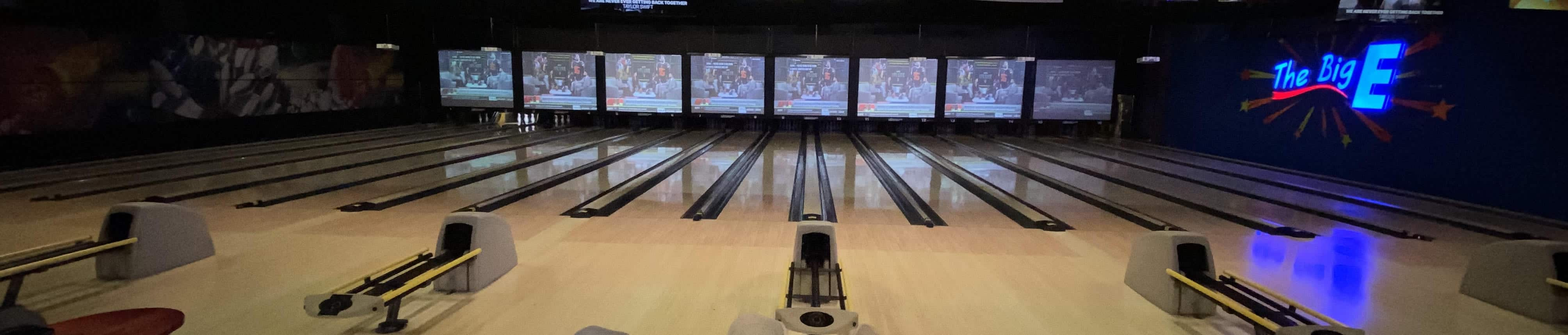 bowling no light